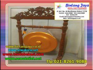 Menyewakan Gong Untuk Acara Peresmian Di Jatiraden Bekasi,WA.0857-7733-3808
