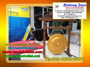 Menyewakan Gong Untuk Pembukaan Suatu Acara Di Jabodetabek