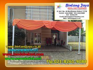 Menyewakan Tenda Plafon Di Jabodetabek