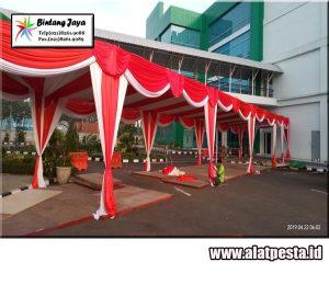 Sewa Tenda murah lengkap di Bekasi