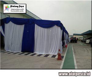 Sewa Tenda Berdekorasi berkualitas dan murah