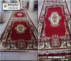 Persewaan Karpet Permadani bersih wangi