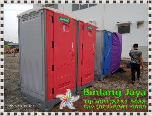 Pusat Rental Toilet Portable Murah DEPOK