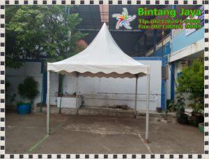 Pusat Rental Tenda Kerucut Murah Berkualitas JABODETABEK