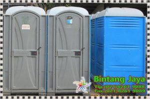 Pusat Rental Murah Toilet Portable JAKARTA