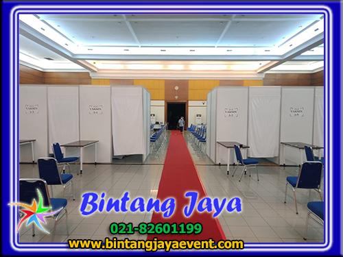 Sewa Kamar Vaksin Steril Jakarta