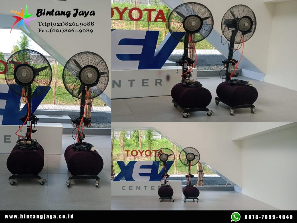 Sewa Misty fan 250watt Kualitas Terbaik di Jakarta